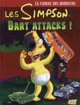 couverture de l'album Bart attacks !