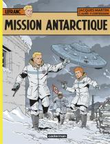 page album Mission Antarctique