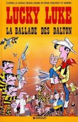 page album La ballade des Dalton, le film