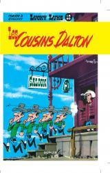 couverture de l'album Les cousins Dalton