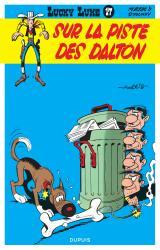 page album Sur la piste des Dalton