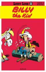 couverture de l'album Billy the Kid