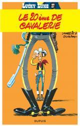 couverture de l'album Le 20ème de cavalerie