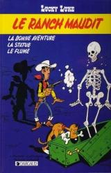 page album Le ranch maudit