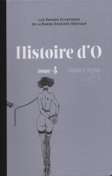 couverture de l'album Histoire d'O - Tome 3