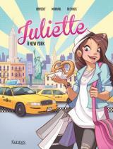 couverture de l'album Juliette à New York