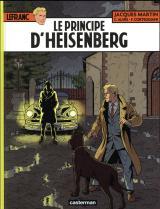 page album Le Principe d'Heisenberg