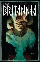 couverture de l'album Britannia