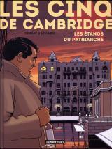 couverture de l'album Les étangs du patriarche