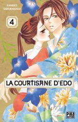 page album La courtisane d'Edo T.4