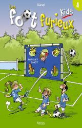couverture de l'album Les Foot Furieux Kids - T.4