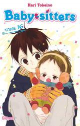 couverture de l'album Baby-sitters - T.16