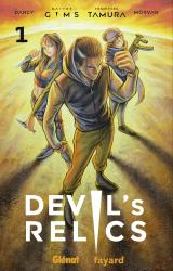 couverture de l'album Devil's Relics - T.1