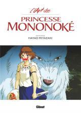 couverture de l'album L'Art de Princesse Mononoke