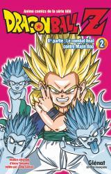 couverture de l'album Dragon Ball Z - 8e partie - T.2