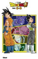 couverture de l'album Dragon Ball Super - Coffret Coffret T.3 à T.4