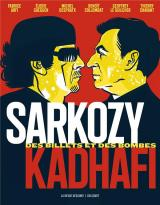 couverture de l'album Sarkozy-Kadhafi