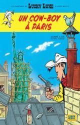 couverture de l'album Un cow-boy à Paris