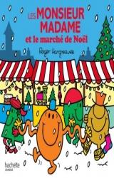 couverture de l'album Les Monsieur Madame et le marché de Noël