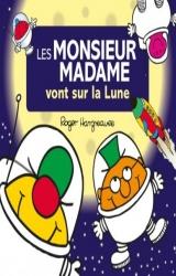 couverture de l'album Les Monsieur Madame vont sur la lune