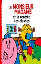 couverture de l'album La rentrée des classes (histoire quotidien)
