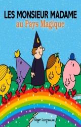couverture de l'album Les Monsieur Madame au Pays Magique