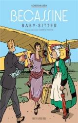 couverture de l'album Bécassine - Baby-sitter