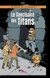 couverture de l'album Le Sanctuaire des Titans