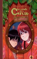 page album Les Carnets de Cerise et Valentin