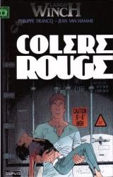 couverture de l'album Colère rouge