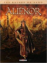 couverture de l'album Aliénor, la Légende noire T.1