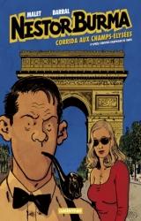page album Corrida aux Champs-Élysées