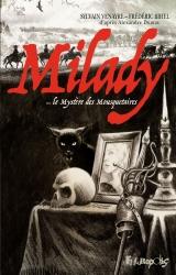 couverture de l'album Milady ou Le mystère des Mousquetaires