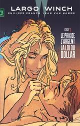 couverture de l'album Diptyque Largo Winch 7/10