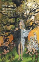 couverture de l'album Intégrale déesse blanche, déesse noire