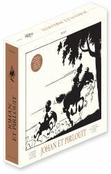 page album Johan et Pirlouit Intégrale (La Grande Bibliothèque)