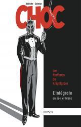 page album Choc intégrale N/B