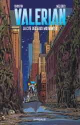 page album La Cité des eaux mouvantes