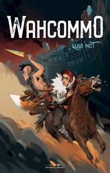 couverture de l'album Wahcommo