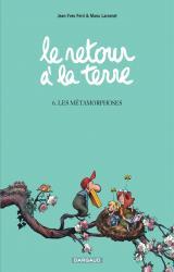 couverture de l'album Les Métamorphoses