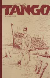 couverture de l'album Sable rouge Edition Noir&Blanc