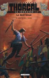 couverture de l'album La dent bleue