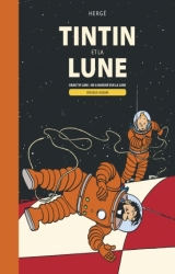 couverture de l'album Tintin et la Lune