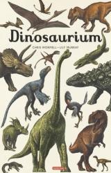 couverture de l'album Dinosaurium