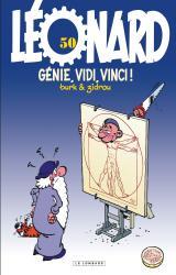 couverture de l'album Génie, Vidi, Vinci!