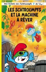 couverture de l'album Les Schtroumpfs et la machine à rêver