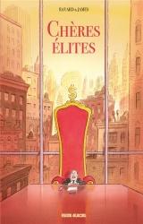 couverture de l'album Chères Elites