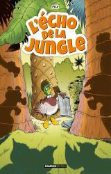 page album L'écho de la Jungle T.1