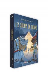 page album Souris du Louvre - Coffret T.1 à T.2