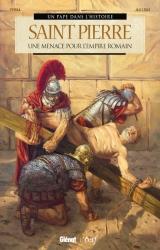 couverture de l'album Saint Pierre, Une menace pour l'Empire romain